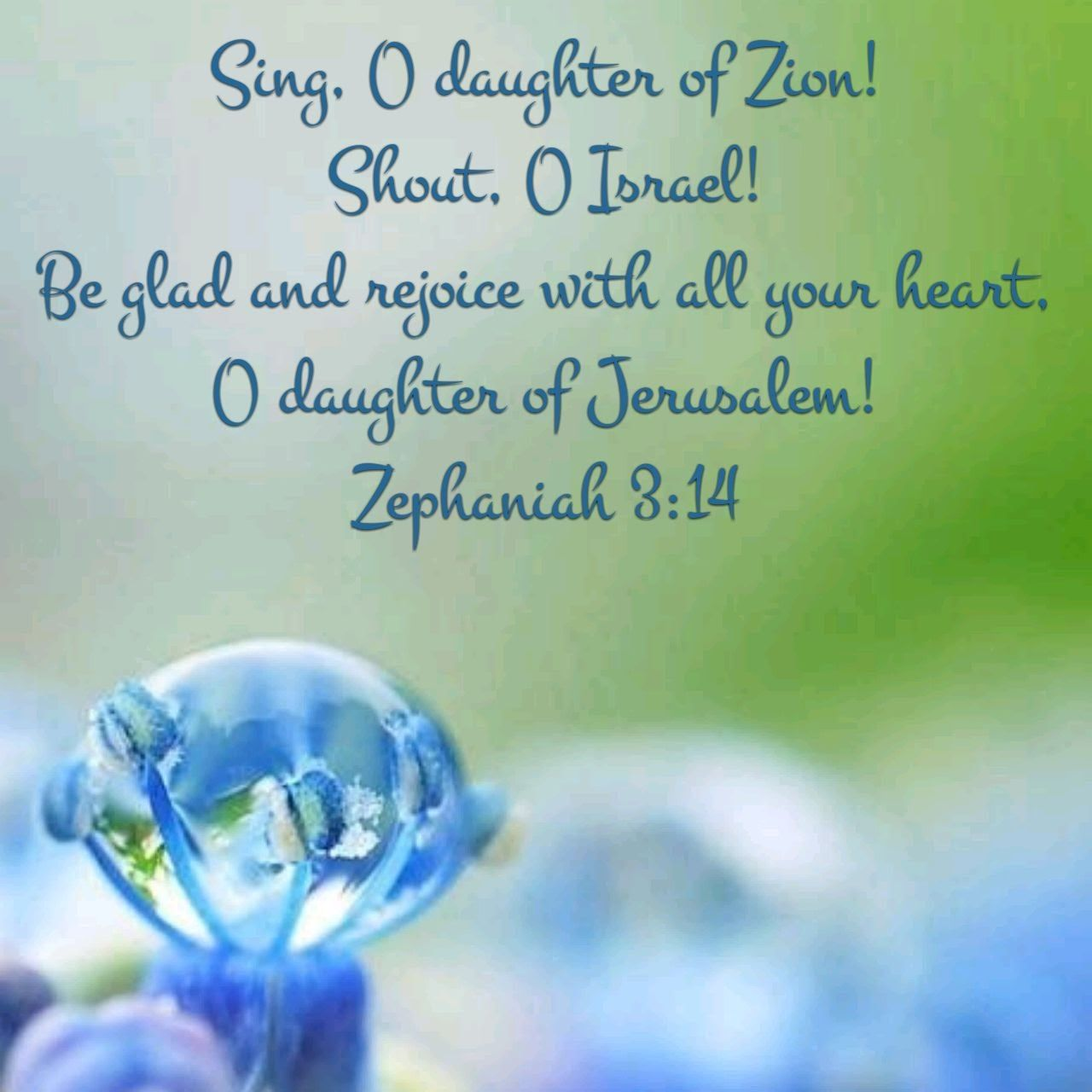 Zephaniah 314 Bible apps