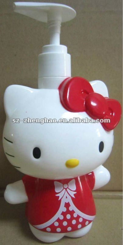 Awesome 500ml Cartoon Shampoo Bottle For Children In Hello Kitty Design $0.02~$0.2 Amazing Pictures