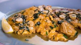 Michael Symon's Chicken Francaise Recipe | The Chew - ABC.com