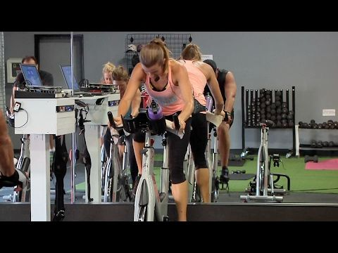 67b1a6969ec FREE AWESOME 30 Minute Spin Class: Base Building Blocks with Studio SWEAT  onDemand - YouTube