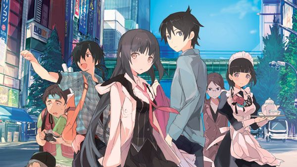 Akiba S Trip Undead And Undressed Coming This Summer Akibas