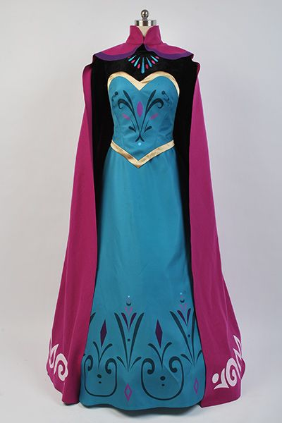 Baju Frozen Anna