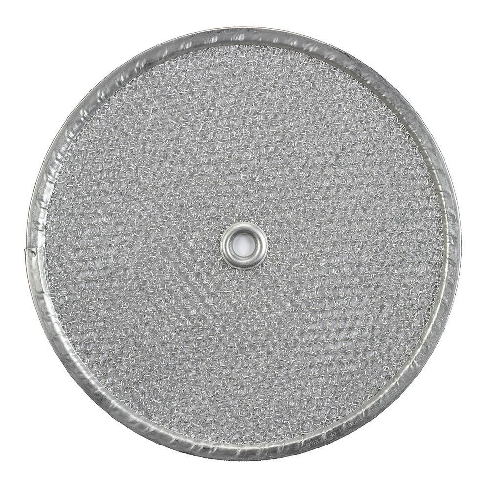 Broan 9.5 in. Round Aluminum Replacement Filter for 505