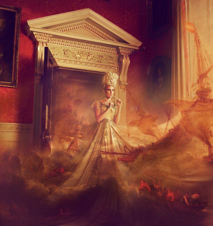 Storm Door, 2/5, medium edition Miss Aniela United Kingdom PhotographyC-Type Size: 27.6 x 27.6 in Saatchi Online Artist