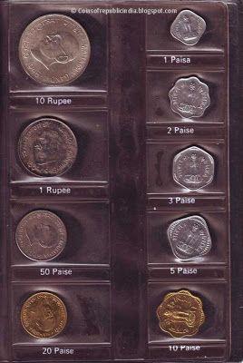 3 COINS REPUBLIC INDIA LEADERS 2 RUPEE COINS RARE COMMEMORATIVE COINS