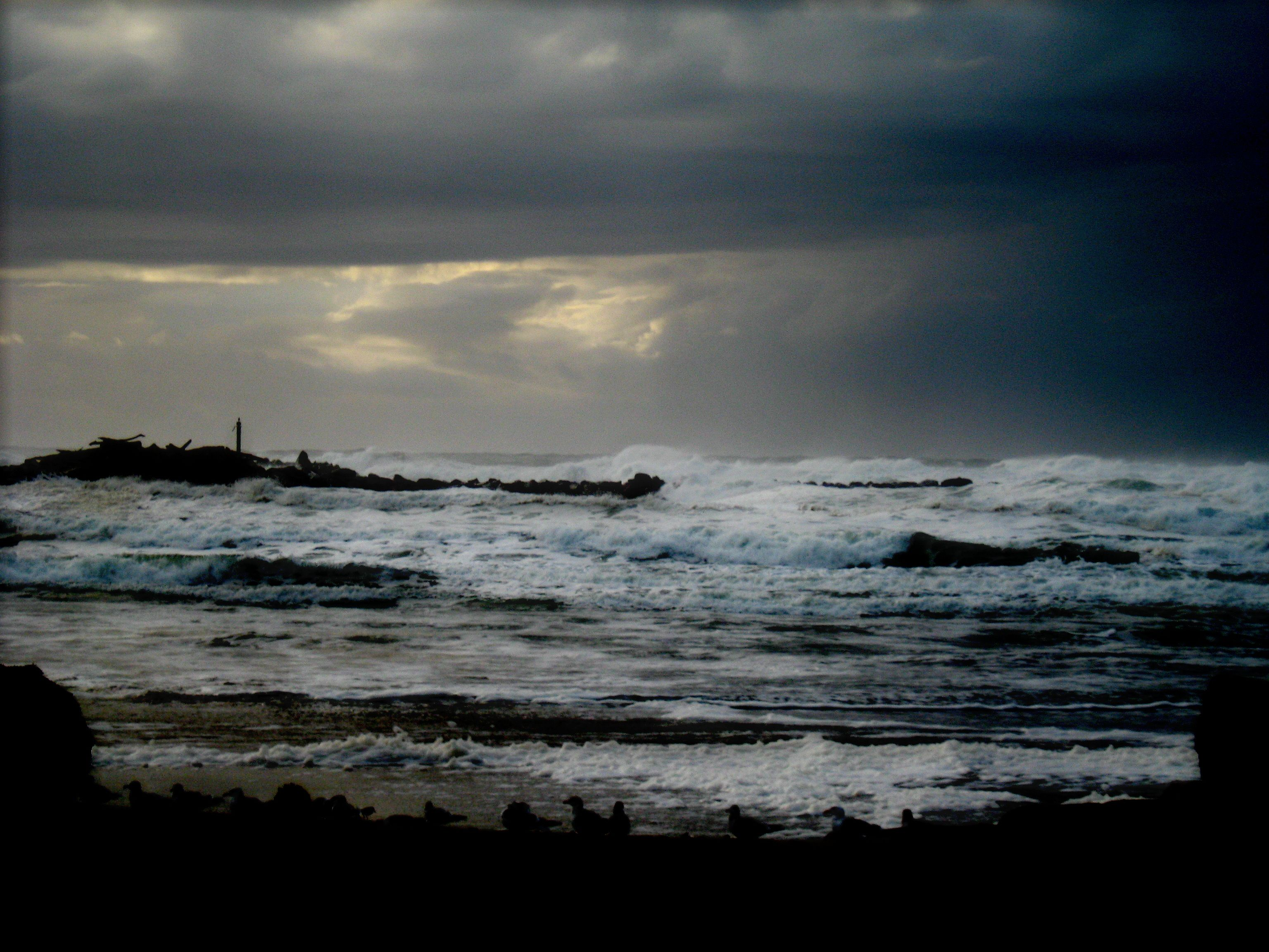 Dark Storm taken in Florence Oregon 35