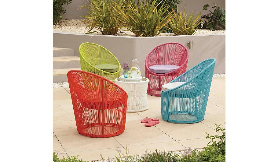 buy primo egg bistro chair lime fucshia from our garden furniture range today from