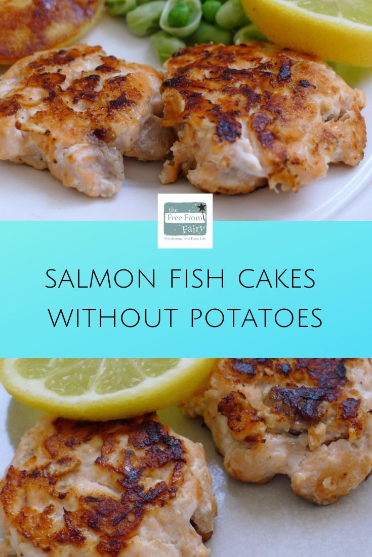 Fishcakes Without Potato Salmon Fish Cakes Fish Cake Food