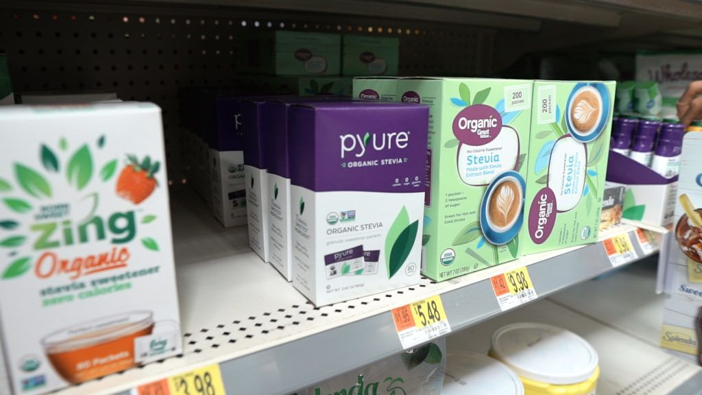 What to Buy for Keto at Walmart Keto, Walmart, Sweeteners