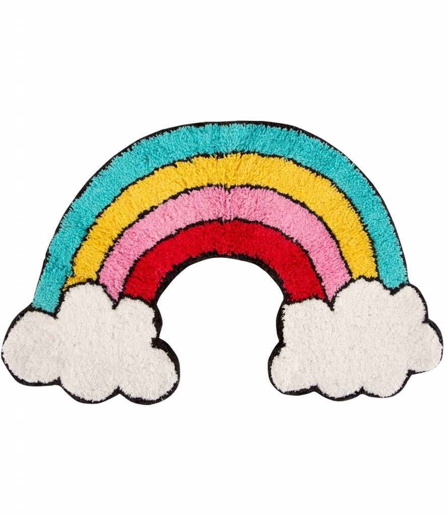 Vloerkleed Regenboog Met Afbeeldingen Vloerkleed