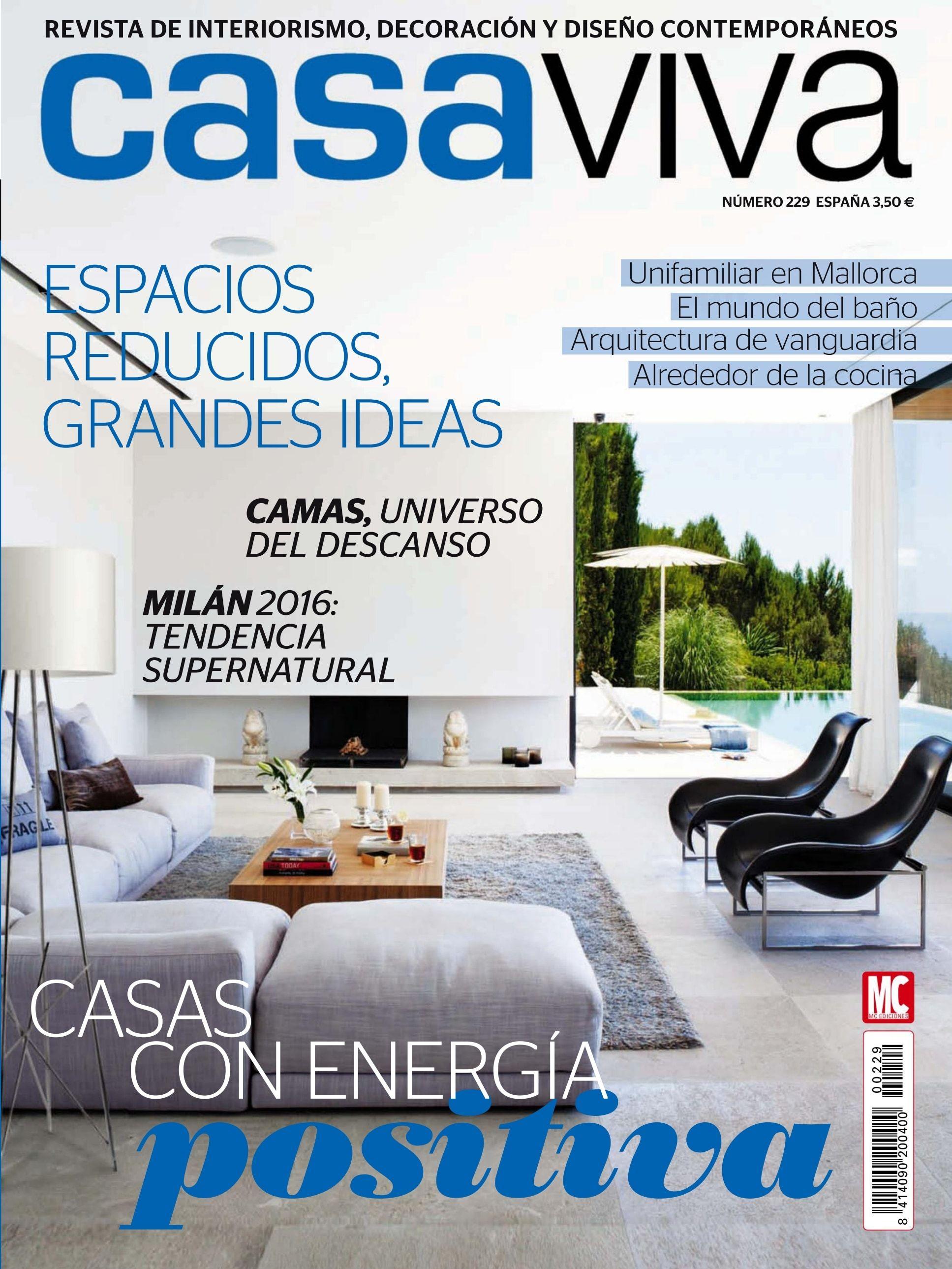 revista casa viva casas con energa positiva espacios reducidos