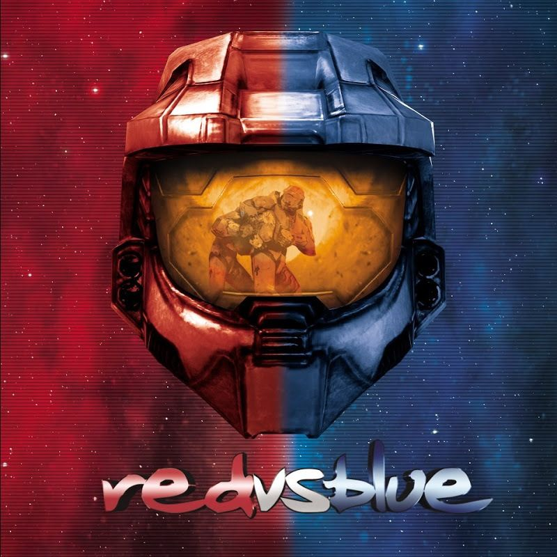 Watch all of red vs blue