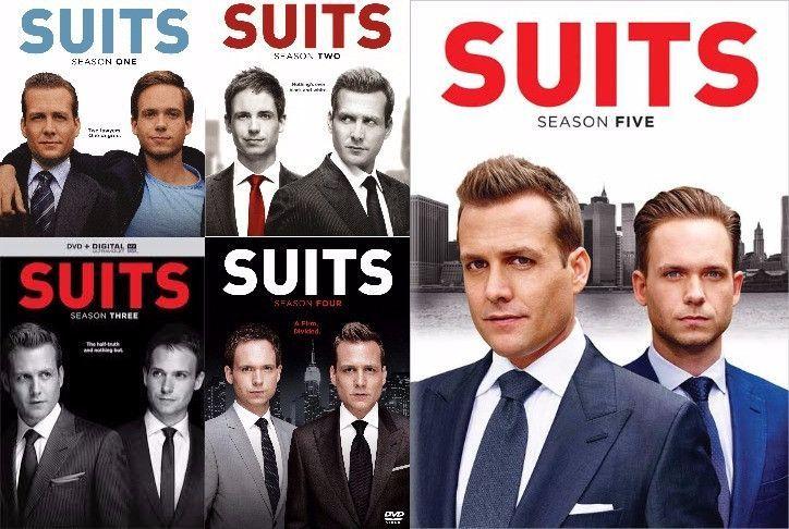suits seasons 1 4 dvd roupas suits seasons 1 4 dvd roupas