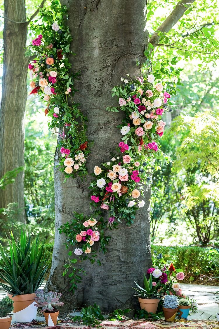 Outdoor garden wedding decoration ideas  Garden Wedding Theme Garden Wedding Styling Garden Wedding