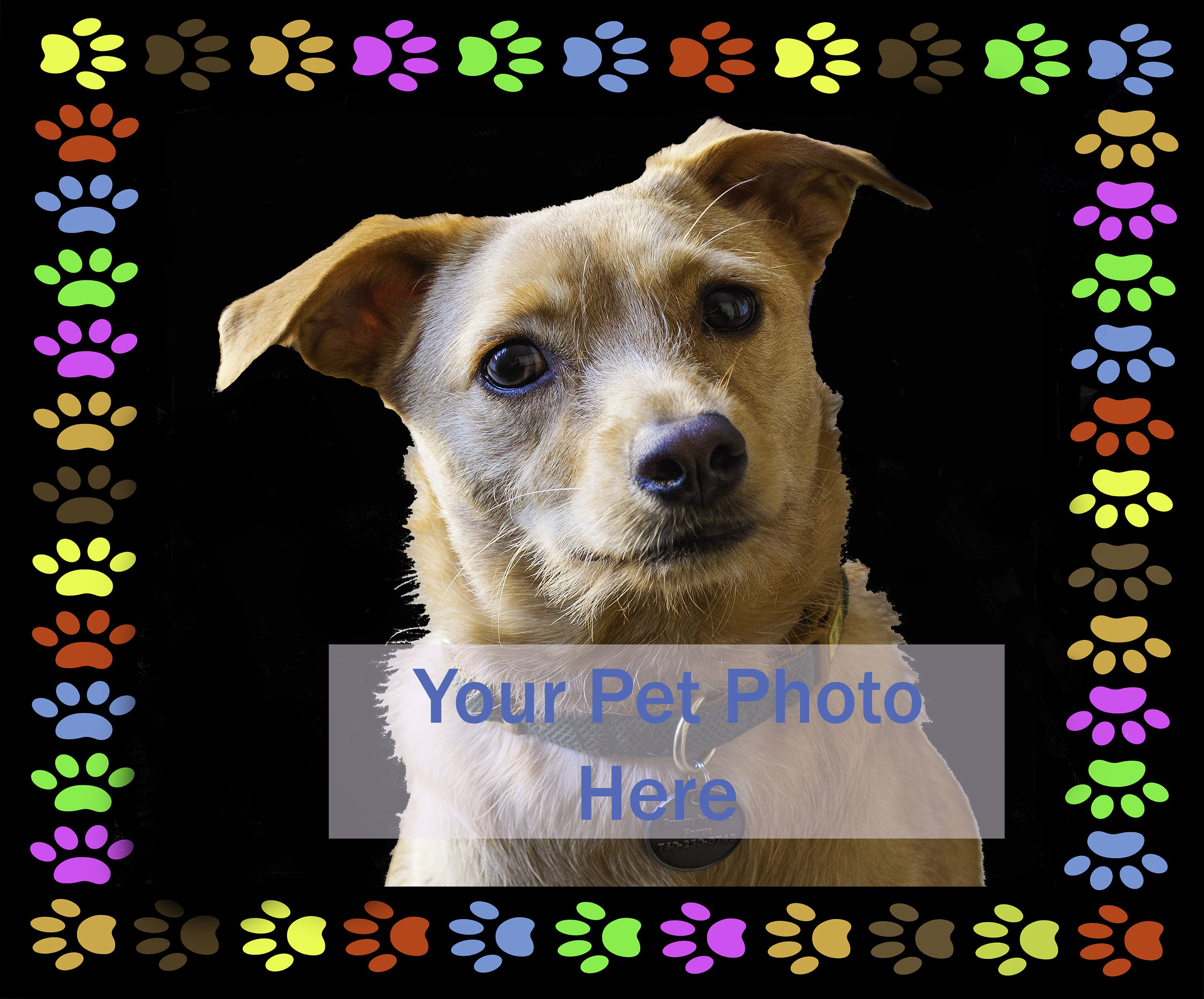 Dog owner gift personalized dog mouse pads gifts for