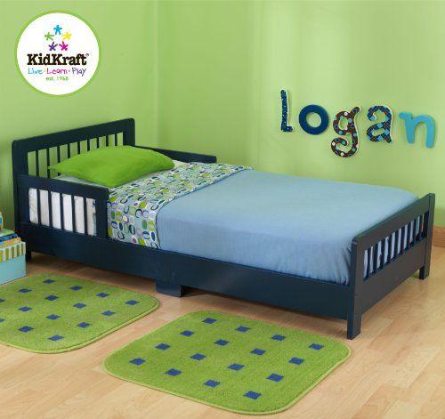Slatted Toddler Bed Blueberry Toddler Furniture Toddler Cot