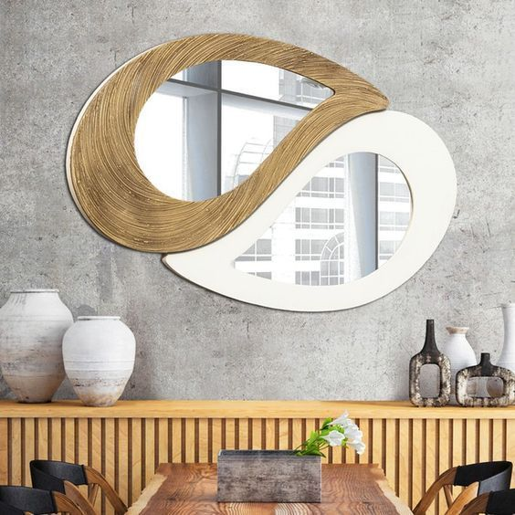 Rustic Living Roomdesign Ideas: Fall In Love With These Amazing Wall Mirrors