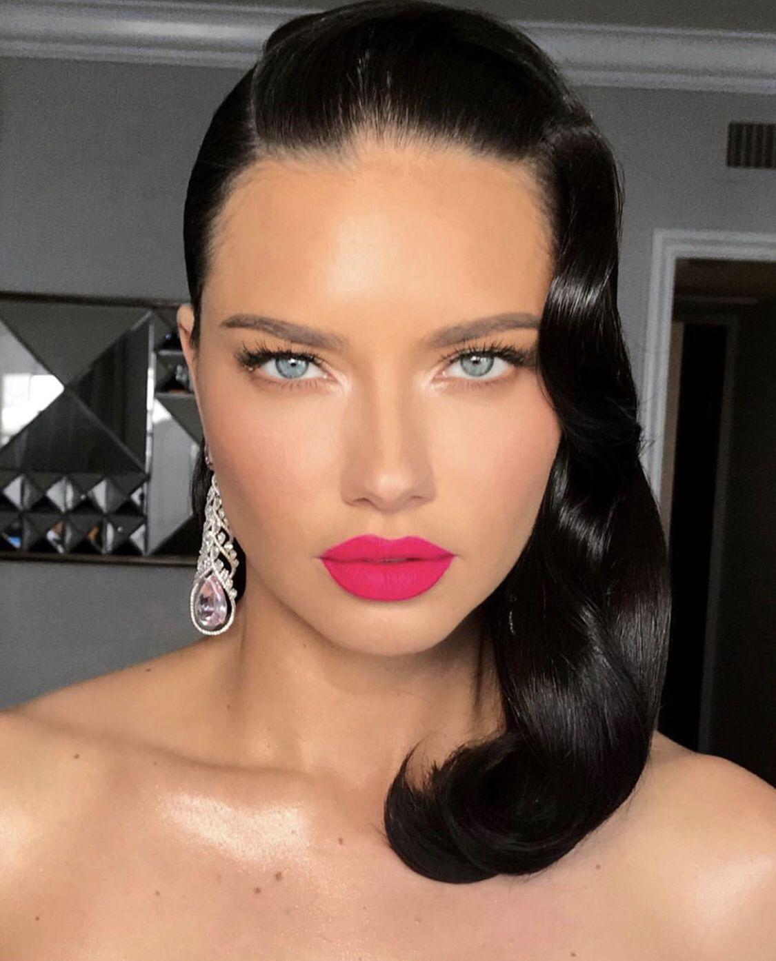 Pin by Angeles Juarez on Makeup Pink lips makeup
