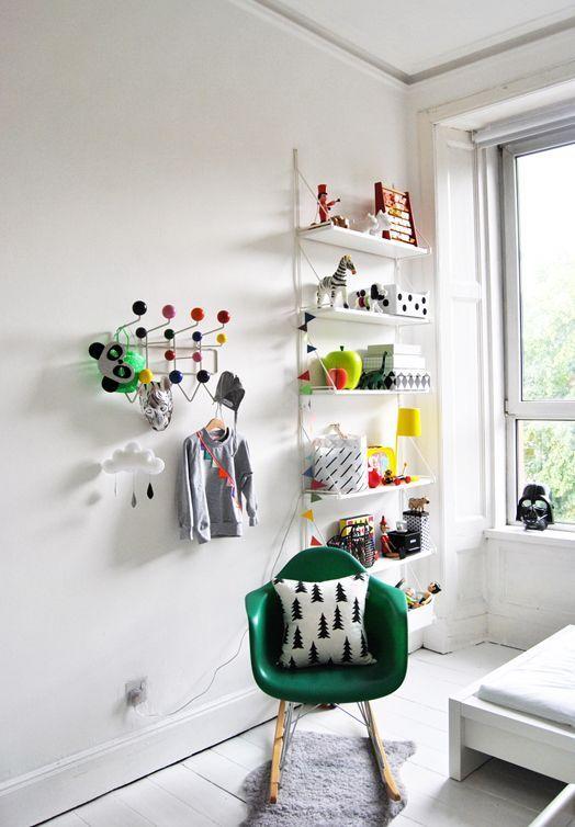 Scandinavian Style Kids Room Ceramic Pinterest