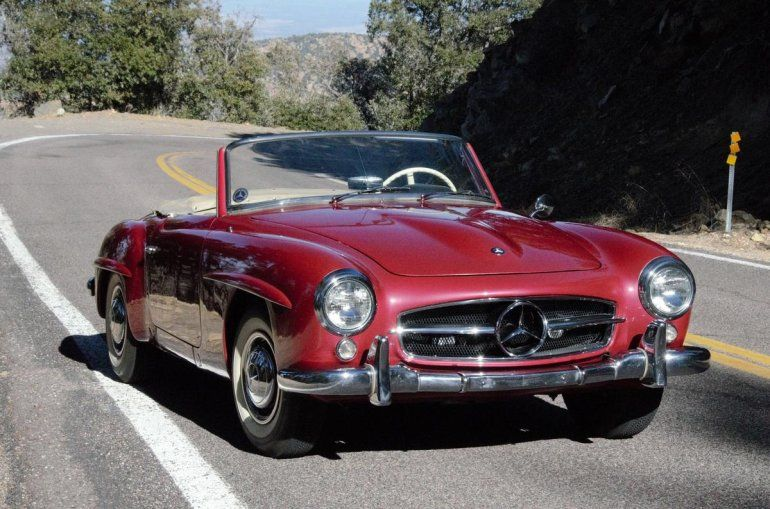 1955 Mercedes Benz 190sl For Sale With Images Mercedes