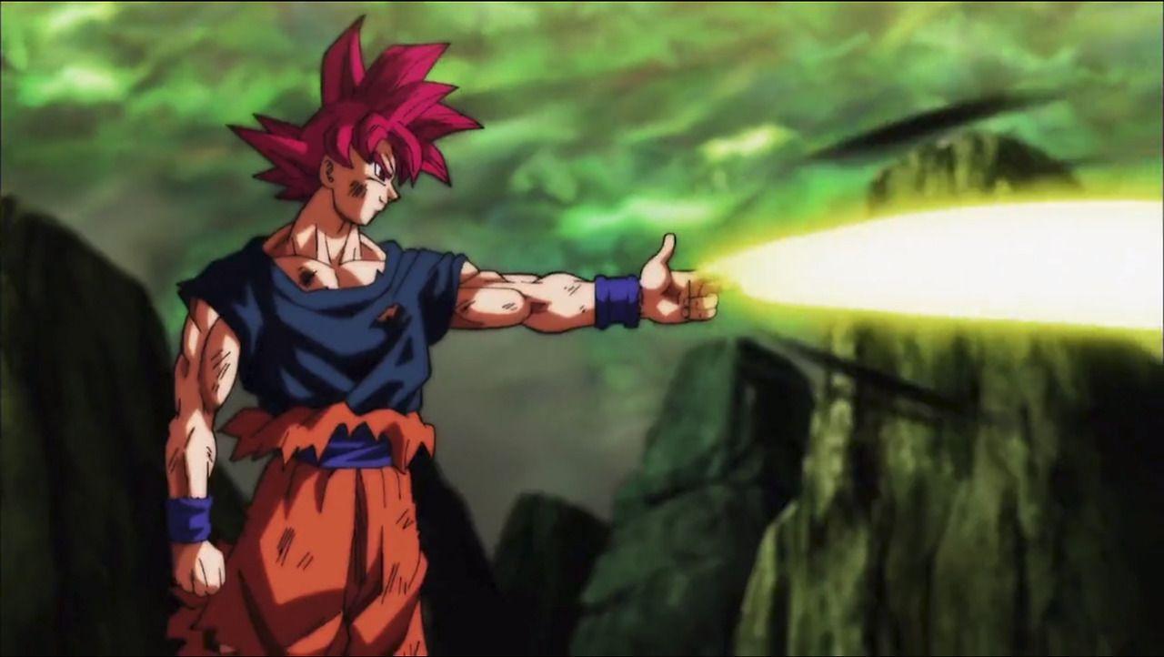 Super Saiyan God Dragon Ball Super Dragon Ball Super Episode 114 Goku Ssg Saiyan Saiyans Super Saiyan Son Dragon Ball Super Dragon Ball Super Manga Dragon Ball