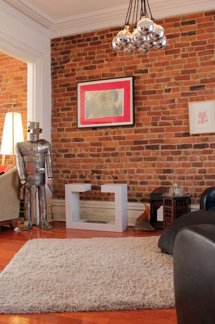 Explore Eclectic Living Room The Brick And More
