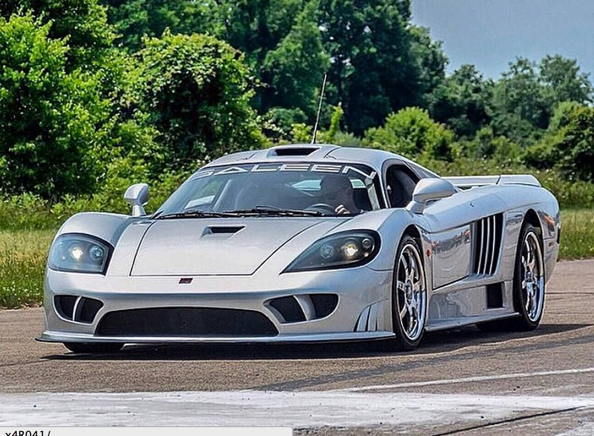 Saleen S 7 - LGMSports.com | Saleen S7 | Pinterest | Dream cars ...