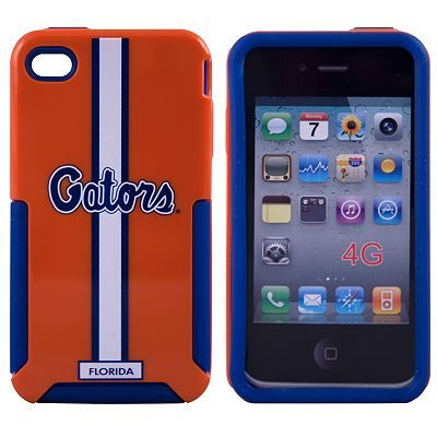 iFanatic Florida Gators iPhone 4 HELMETZ Hard Case