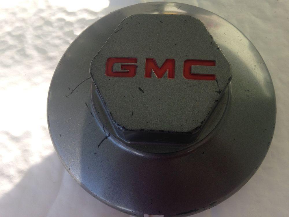 1994 1995 1996 2004 Gmc S15 Jimmy Sonoma Wheel Center Cap Hubcap 15661028 Gmc With Images Gmc Cap Ebay