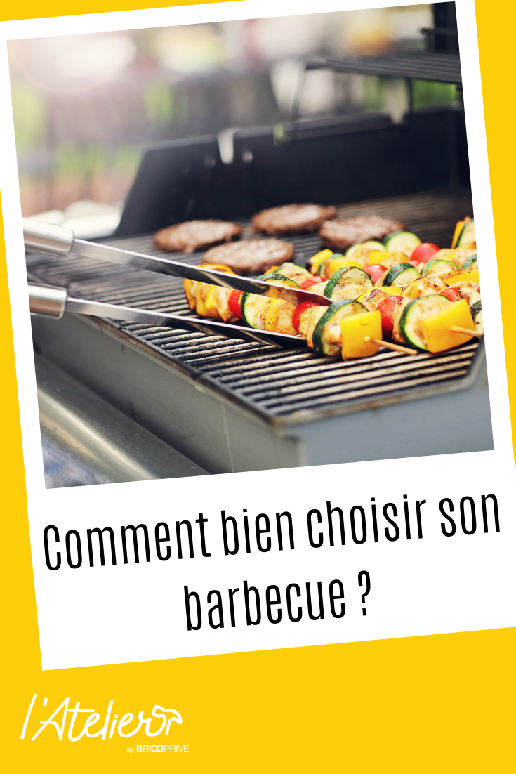 Comment Bien Choisir Son Barbecue Barbecue Grillades Brochette