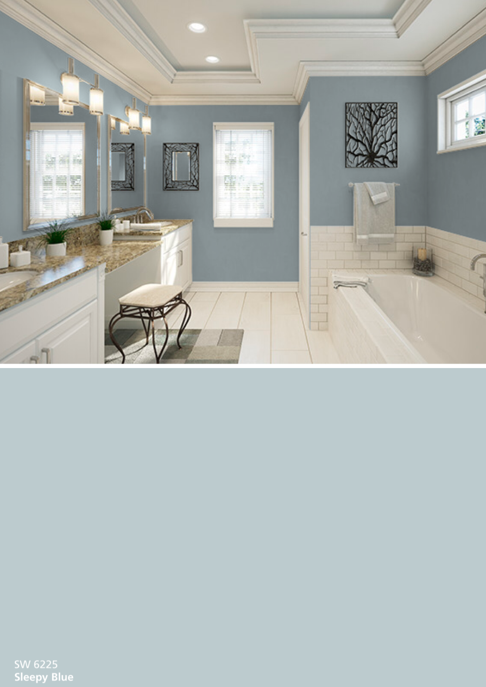 Sherwin Williams 2020 Paint Color In 2020 Best Bathroom Paint Colors Bathroom Paint Colors Bathroom Paint Colors Sherwin Williams