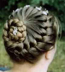 french braids - Different!