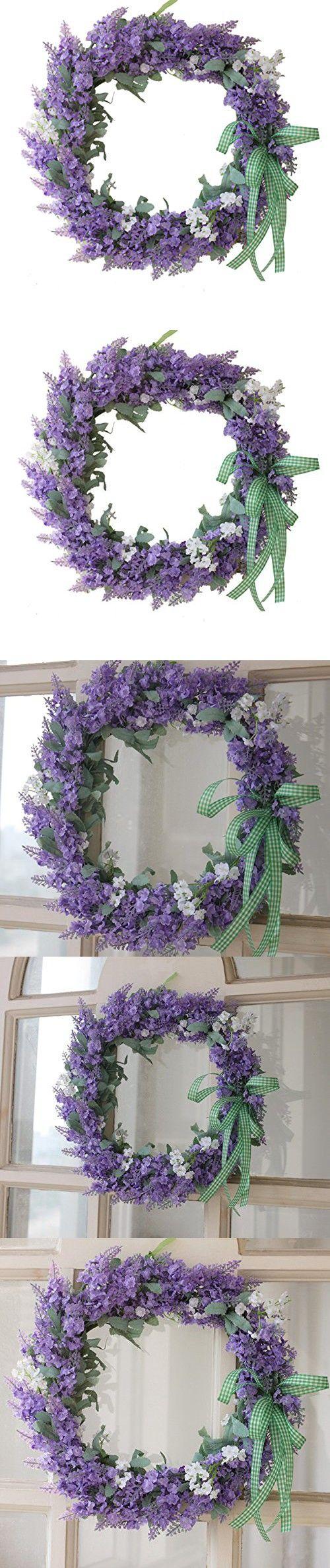 Wedding decorations home  Florist Flower Wreath Rose Garland for Home Wall Wedding Decoration
