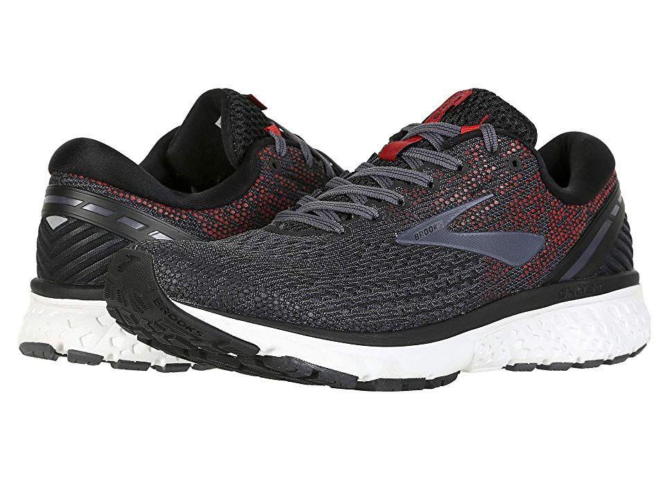 Brooks Ghost 11 (BlackGraystoneCherry) Men's Running Shoes