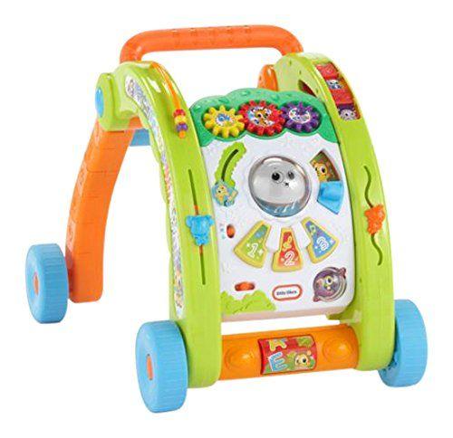 Little Tikes 640957 3 In 1 Walker And Activity Table Litt Https Www Amazon Co Uk Dp B01cv08n Baby Activity Walker Little Tikes Infant Activities