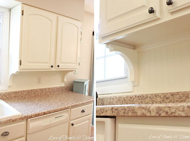 100 Cheap DIY Upgrades For Under $100 Each Cabinet Corbels
