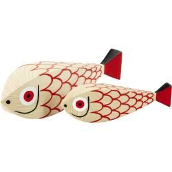 Photo of Wooden Dolls Mother Fish and Child Vitra