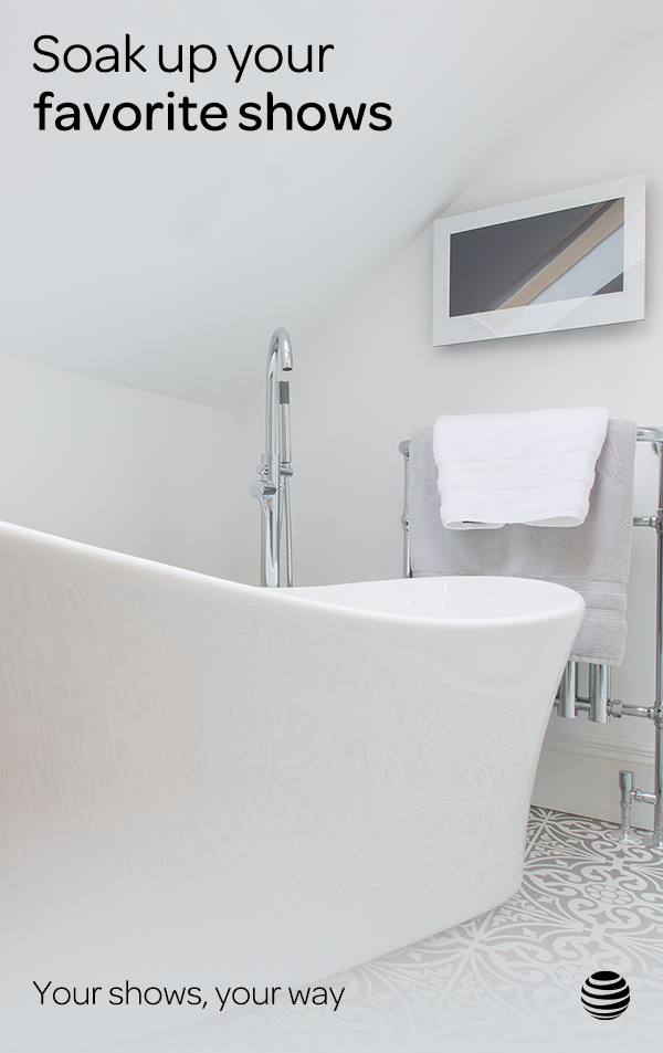 You Design Your Life The Way You Want And Your Devices Should Work - Design your bathroom layout