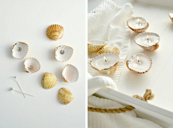 Beach decoration gives your home a wonderful Summer Flair | My desired home