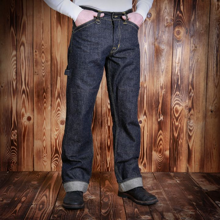1ff12576 1908 Miner Pant 14oz hemp denim | Raw Denim | Raw denim, Pants, Fashion