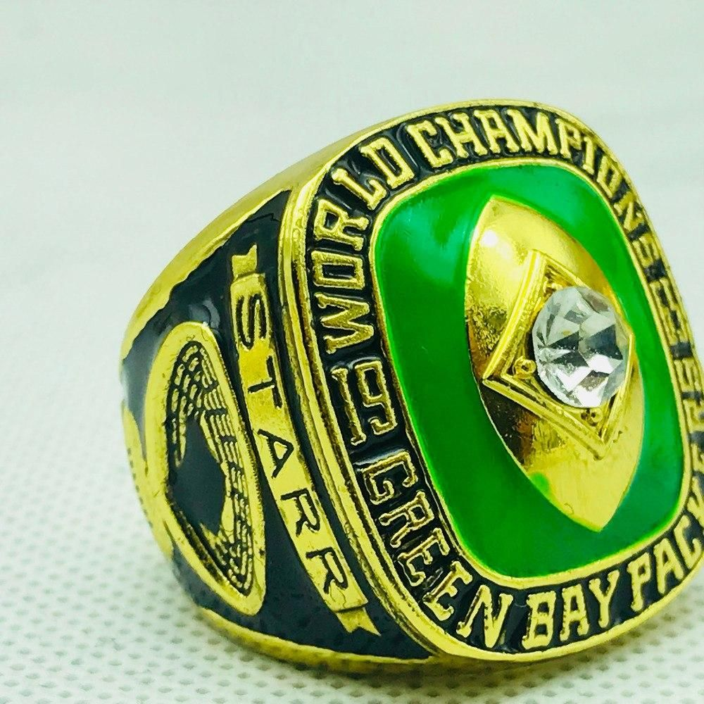 Nfl Football Superbowl 1965 Greenbaypackers Packers Championship Rings 4 Fan Green Bay Packers Championships Green Bay Packers Green Bay Packers Fans