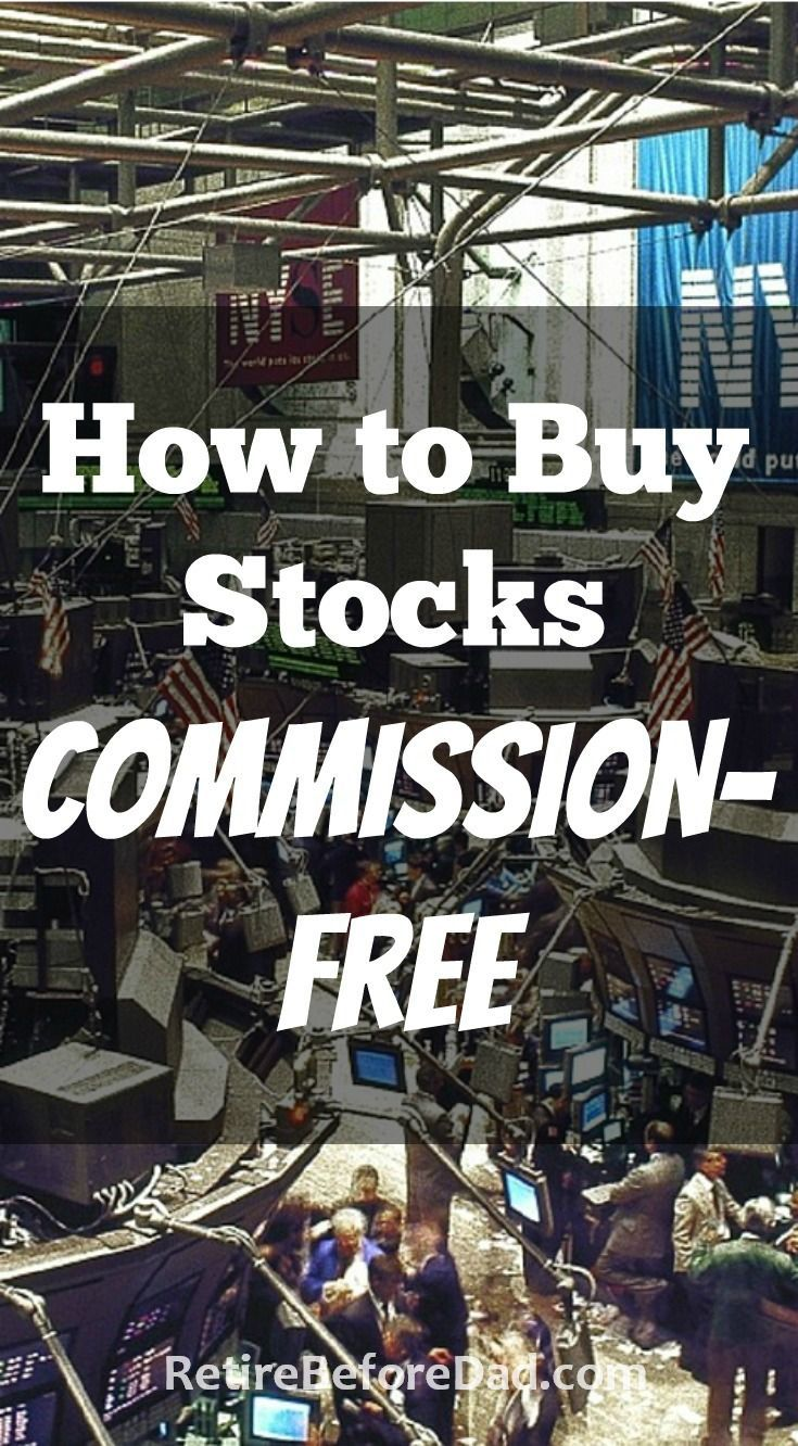 How to buy stocks commissionfree buy stocks investing