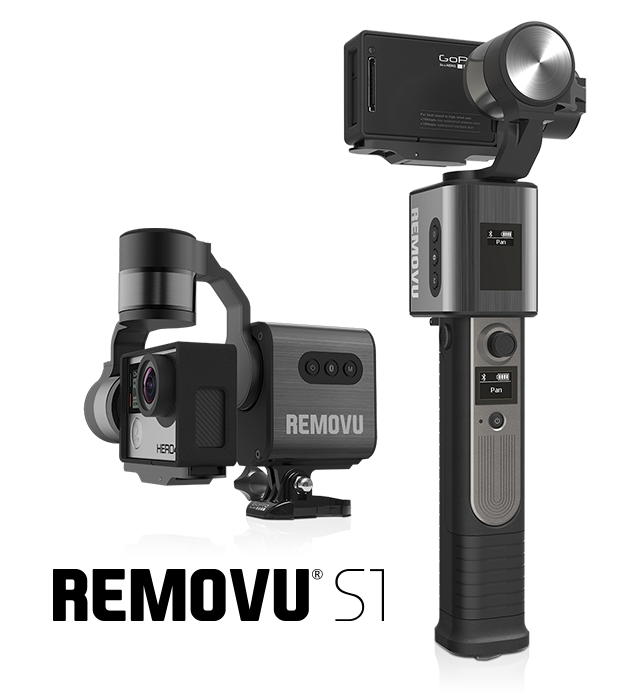 30bb94916ef World s first rainproof 3-axis gimbal made for GoPro cameras ...