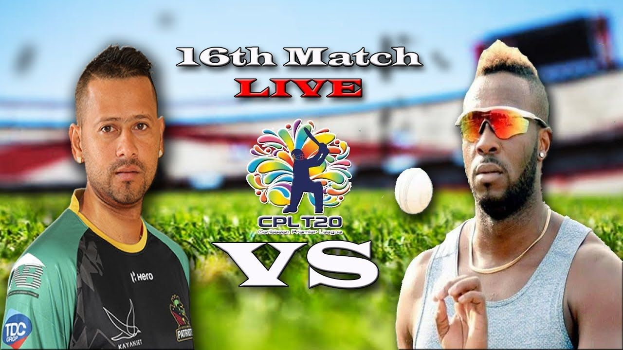 Live Jamaica Tallawahs vs St Kitts and Nevis Patriots