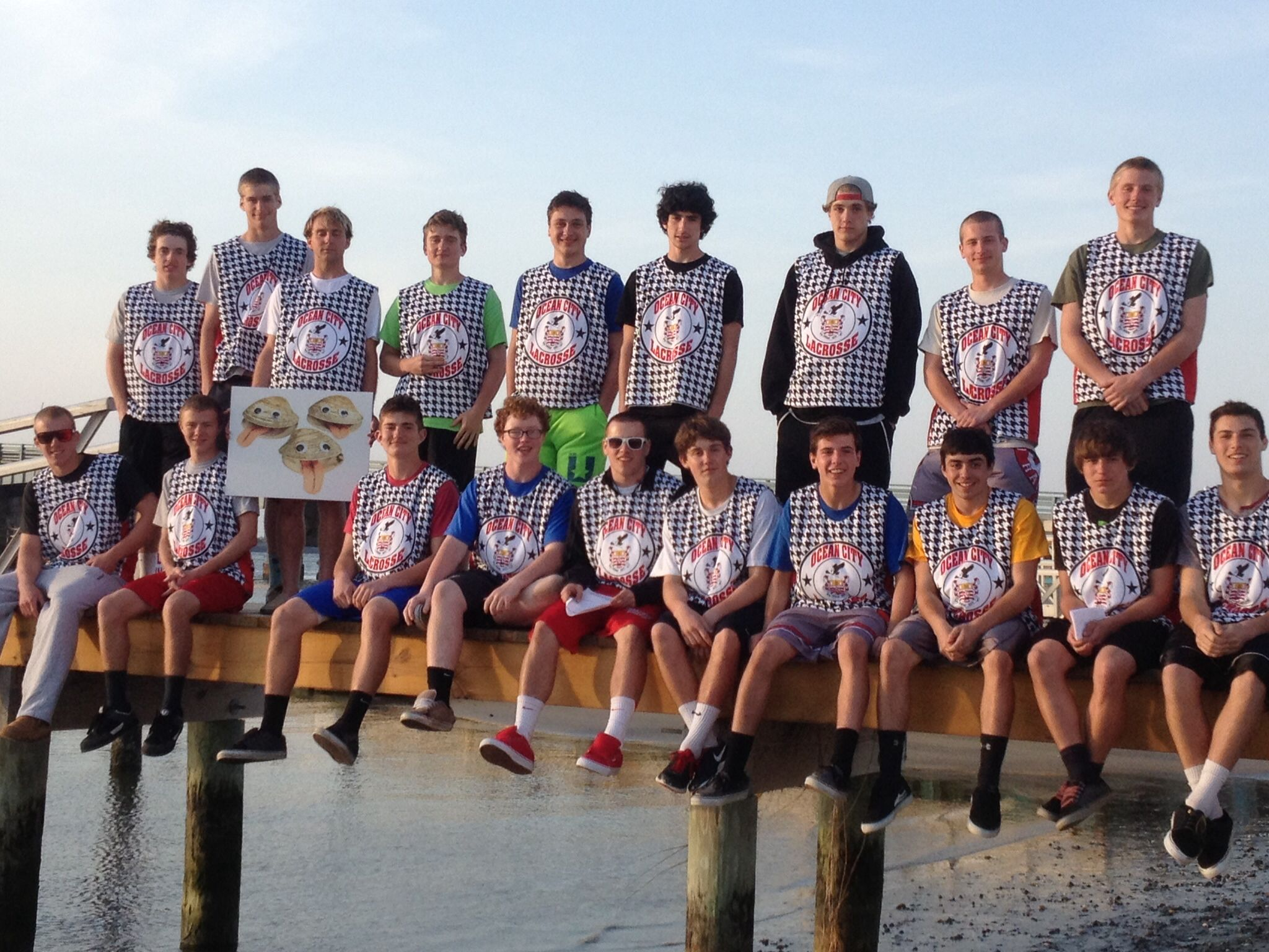 OCHS Varsity Team 2014 Season Lacrosse boys, School boy