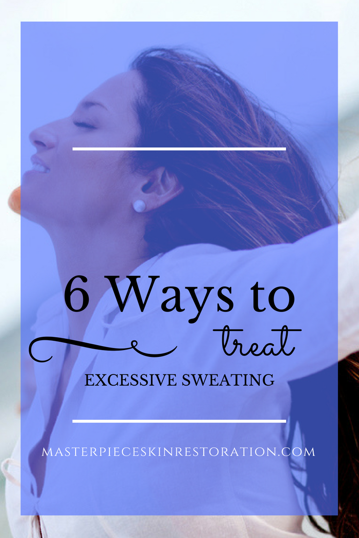 9 Ways to Help Hack Your Hyperhidrosis