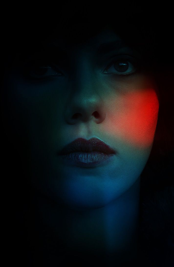 Understand The Skin / Scarlett Johansson / Daniel Landin Photography