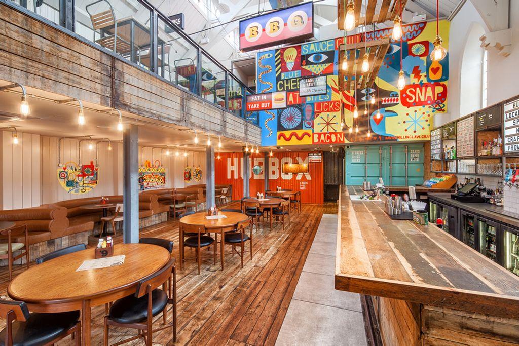 Restaurant U0026 Bar Design Awards Shortlist 2015: Heritage   Restaurant U0026 Bar  Design