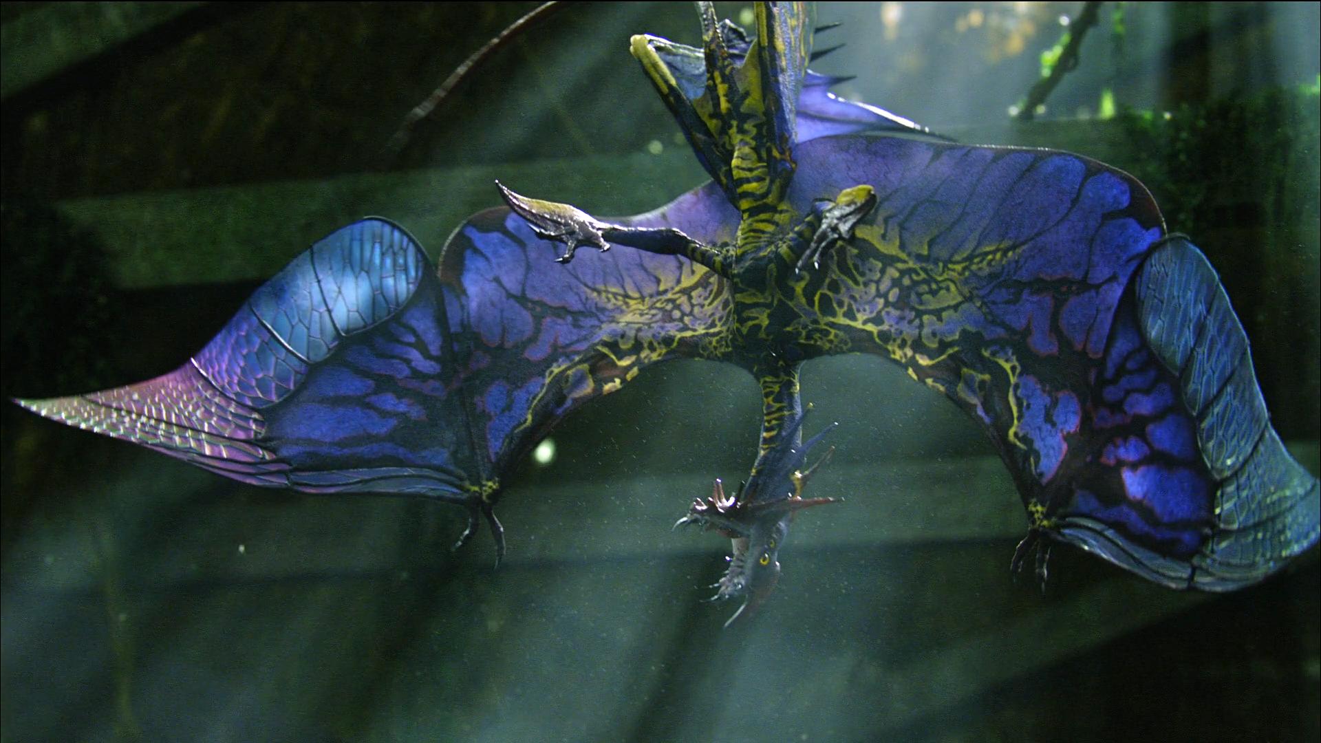 "Stingbat, or ""riti"" Jame's Cameron's Avatar Pinterest"