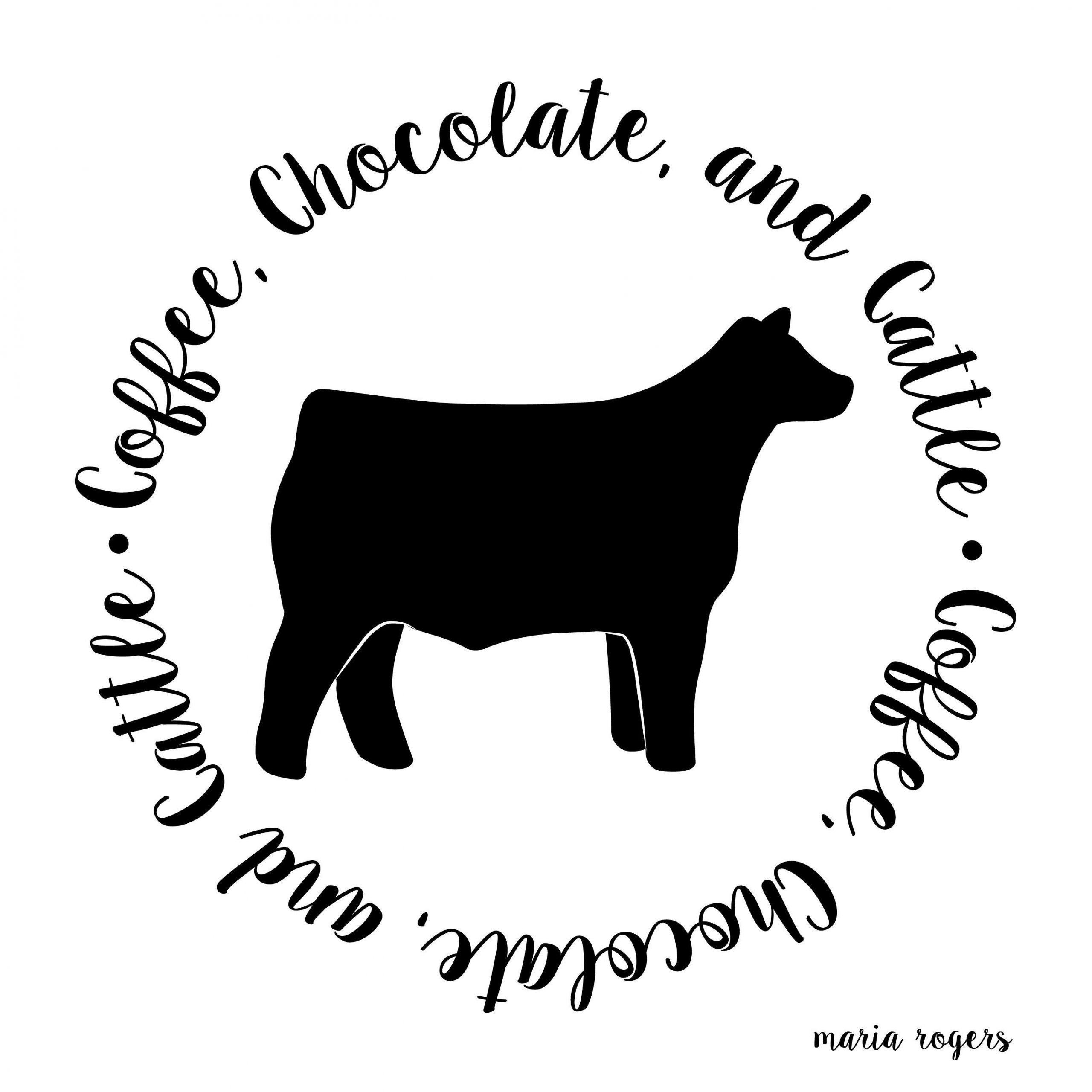 6 Cow Farm Animals Dafba D62e44bbf1c125abdf